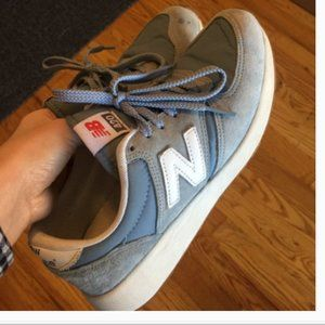 Baby Blue New Balance 420s M Size 5.5 or W 7.5